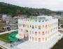 致力西部教育公益,潘石屹捐赠3000万建造的幼儿园迎来了第一个儿童节活动
